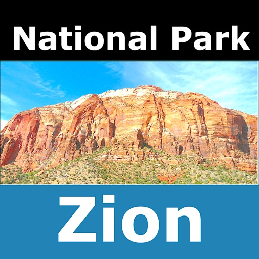 Zion National Park – GPS