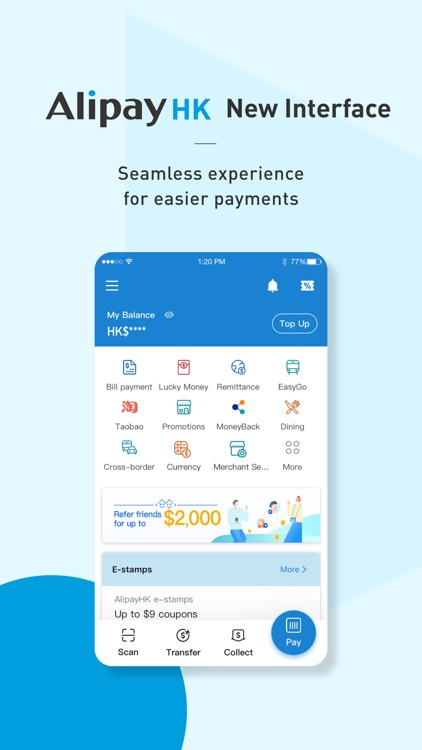 AlipayHK by Alipay Payment Services (HK) Limited