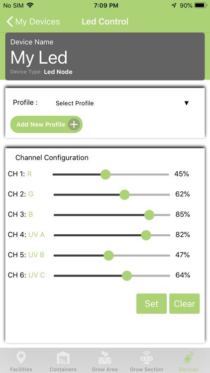 GrowHouse Mobile Application screenshot-5