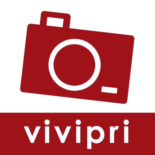 スマホ写真プリント vivipri ビビプリ
