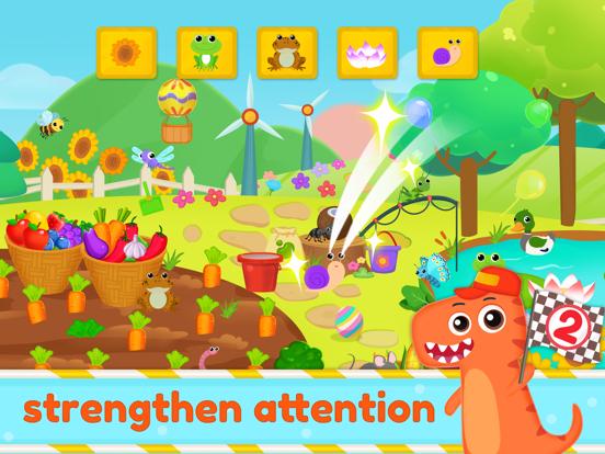 Dinosaur Kids Logic Math Game2 screenshot 9