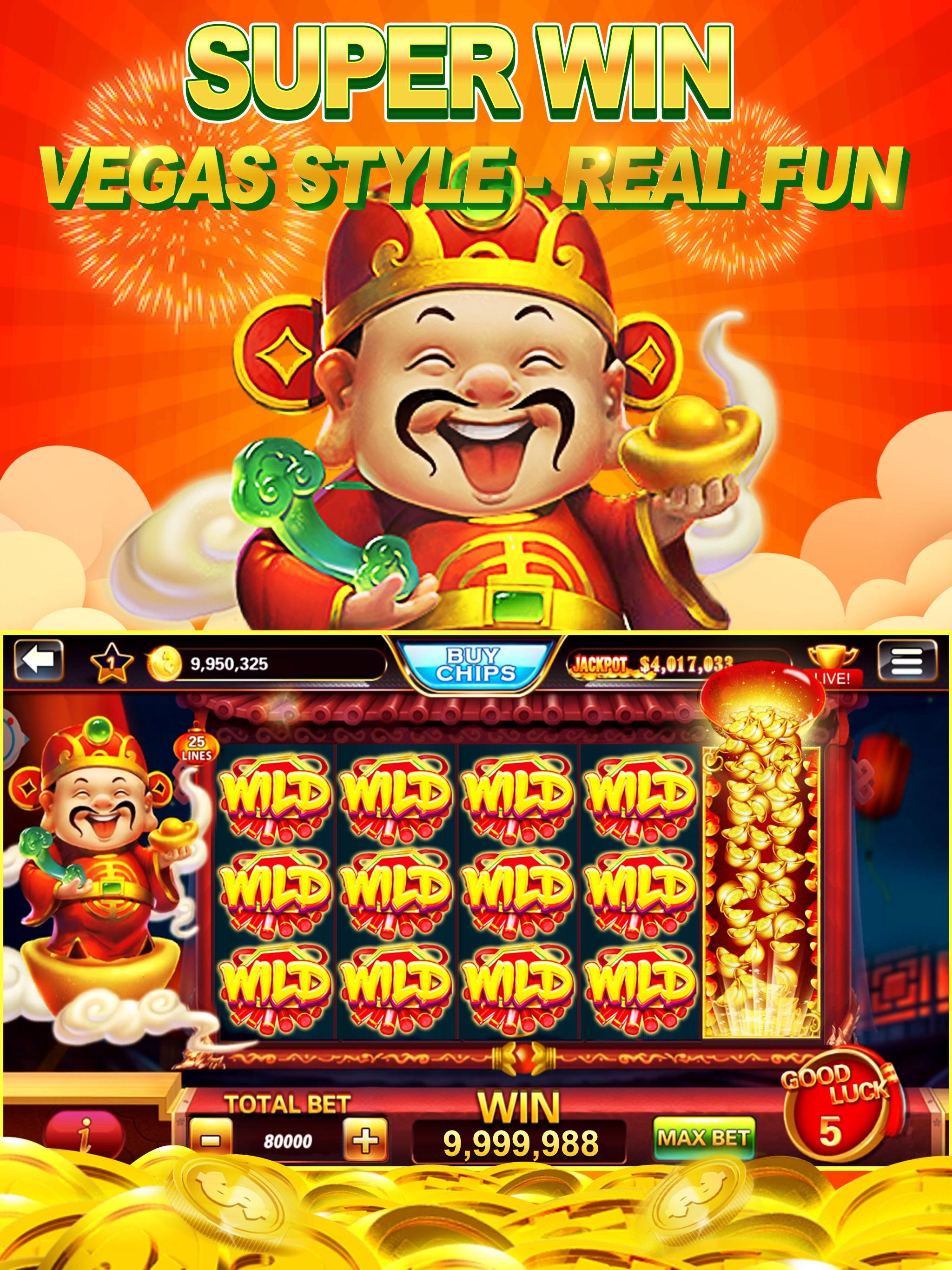 Free latest casino slots no download