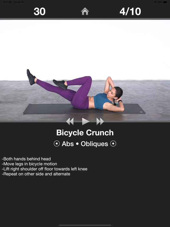 Daily Ab Workout-ipad-0