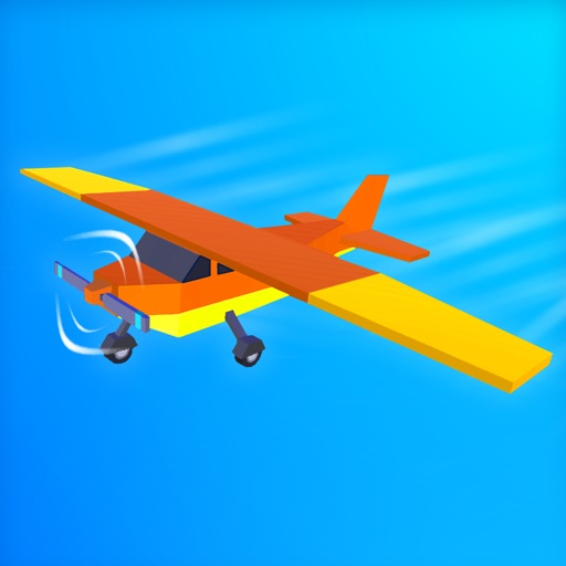Crash Landing 3D free software for iPhone and iPad