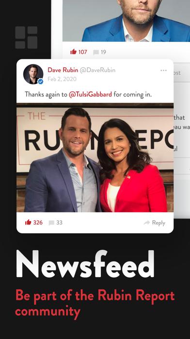 Rubin Report Screenshot