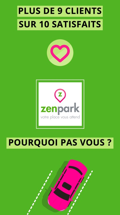 Zenpark - Parkings screenshot-5