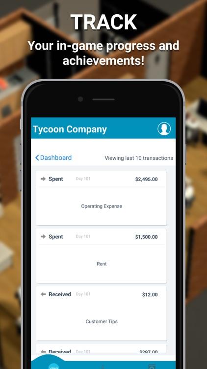 Tycoon Companion App screenshot-3