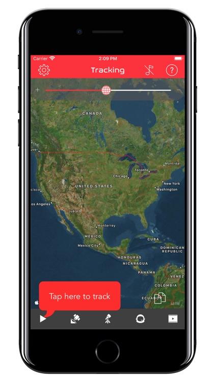 ISS Real-Time Tracker screenshot-6