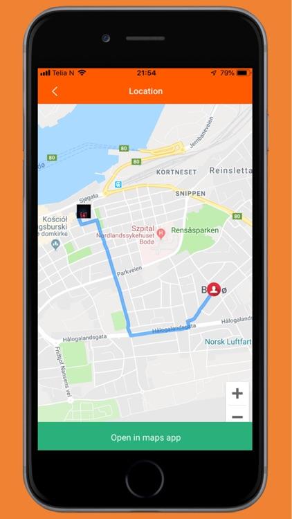 Drivers App