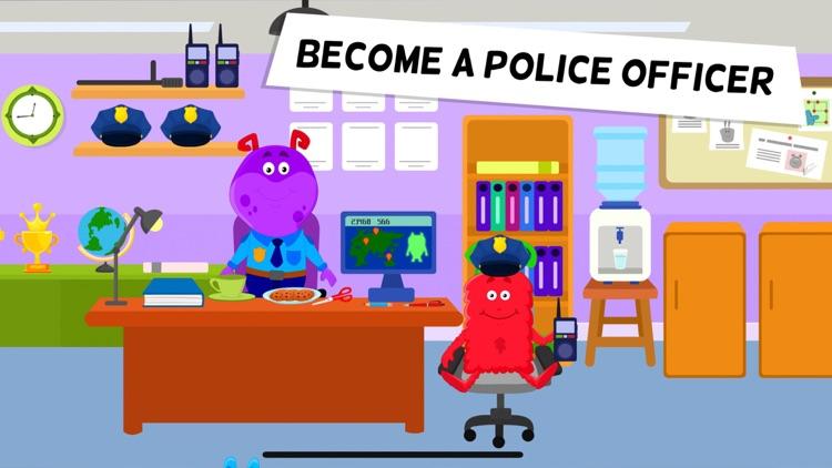 My Monster Town - Play World screenshot-4