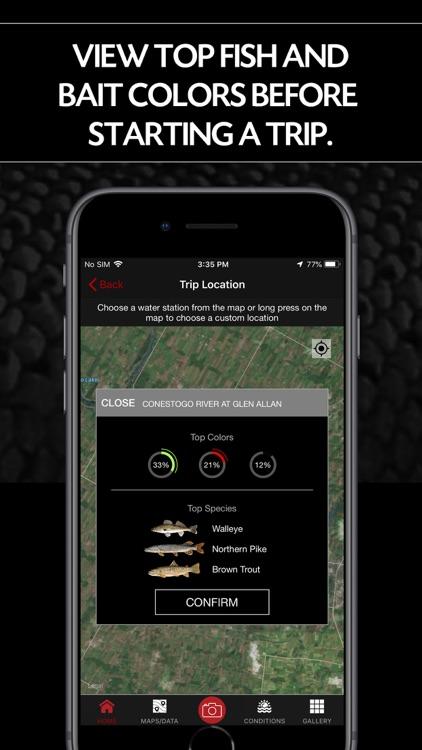 FISHBUOY™ Pro Fishing App screenshot-8