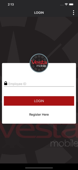 Vesta Mobile on the App Store