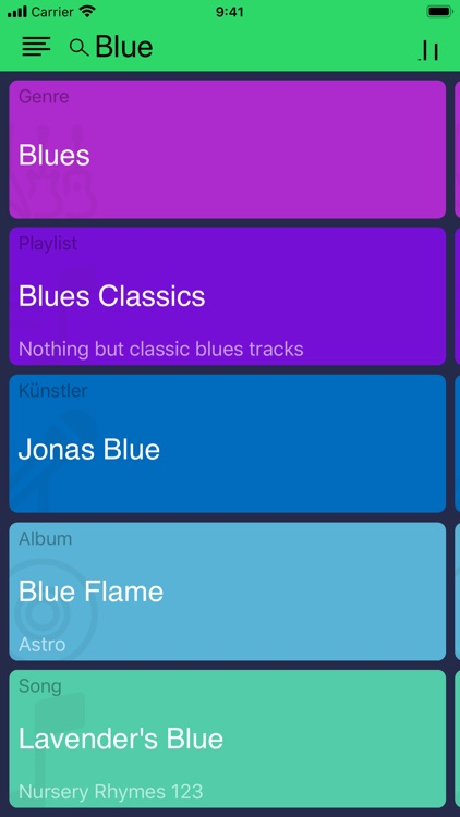 Tunedeck for Spotify
