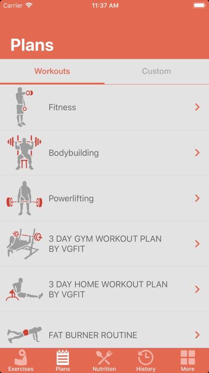Fitness & Bodybuilding Pro