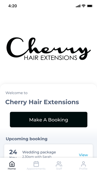 Cherry Hair Extensions