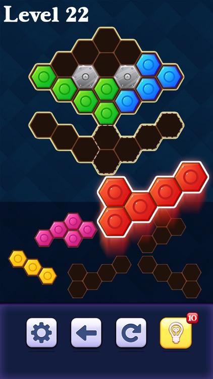 Block Hexa Puzzle 2019 screenshot-3