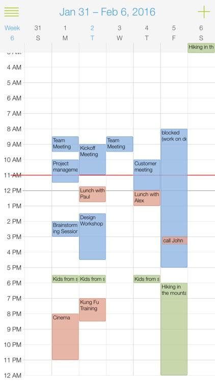 Appoint - smart calendar screenshot-0