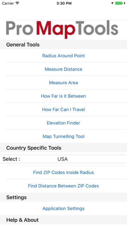 Pro Map Tools screenshot-4
