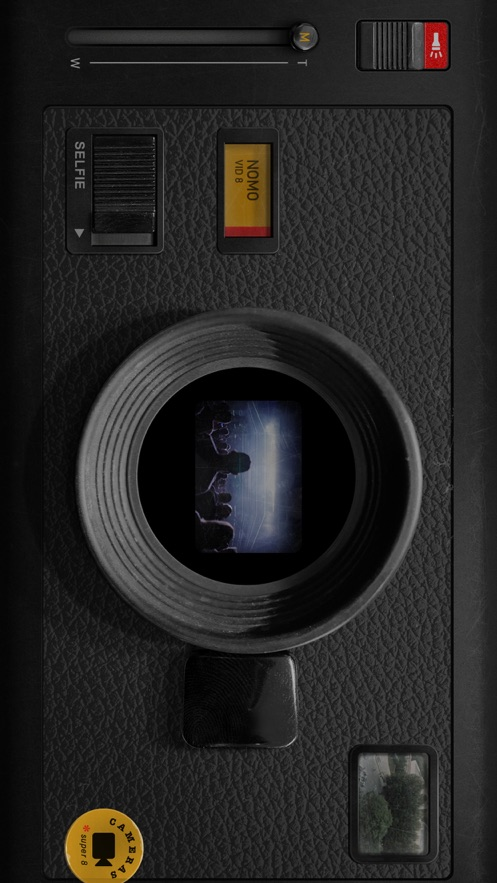 NOMO 相机 - 你的拍立得-1