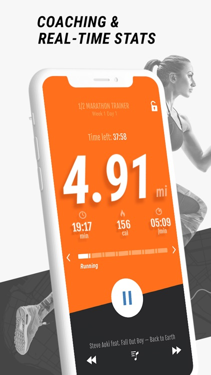 Running Trainer: Audio Coach