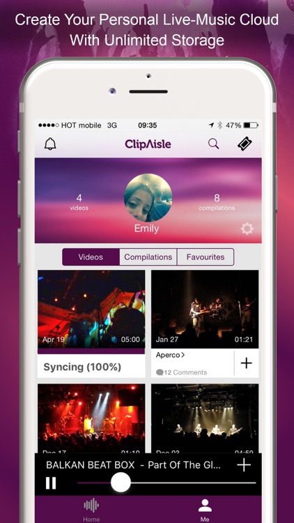 ClipAisle - Live Music