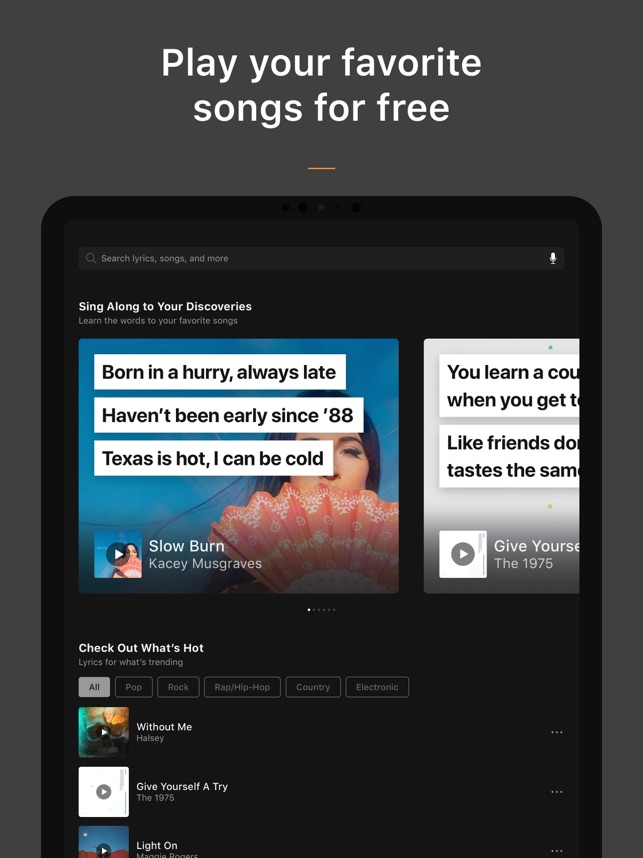 ‎SoundHound∞ - Music Discovery