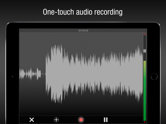 Screenshot #5 pour iRig Recorder LE