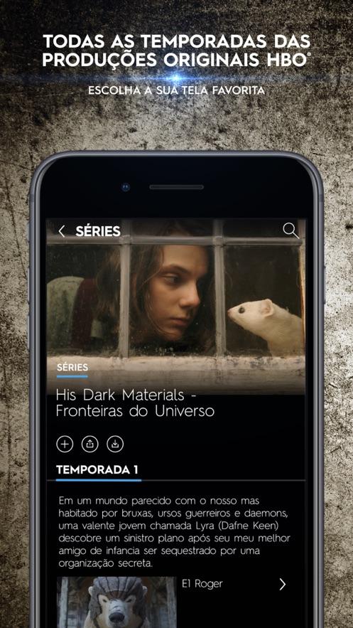 HBO GO ® App 截图