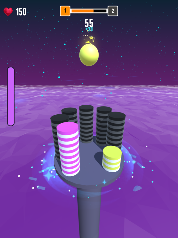 Stack Bash 3D screenshot 2