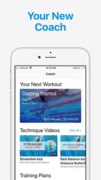 MySwimPro: Swim & Dryland screenshot-0