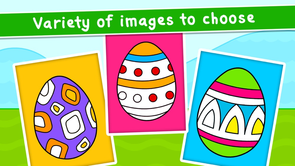 Kidlo Coloring Games for Kids App for iPhone - Free Download Kidlo ...