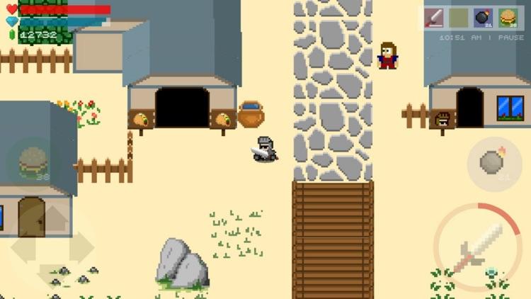 Retro Knight screenshot-3