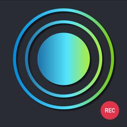 Ícone do app DJ Record Screen Music & Voice