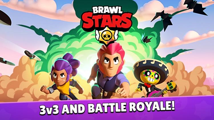 Brawl Stars screenshot-6