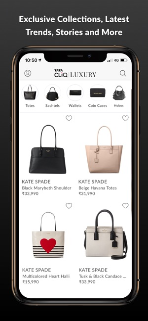 1502d27356ac  Tata CLiQ Luxury on the App Store