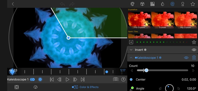 LumaFusion Screenshot