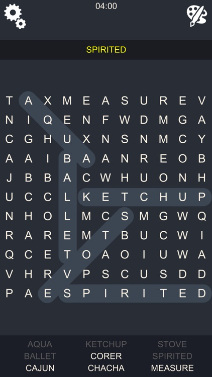 Word Search Epic screenshot-2