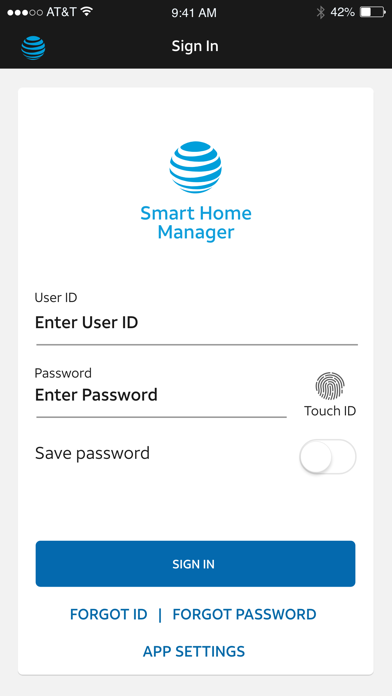 Smart Home Manager screenshot 1