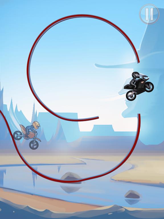 Bike Race Free by Top Free Games screenshot