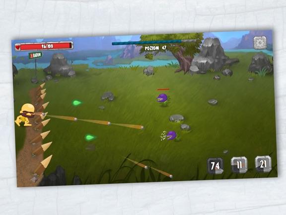 Dinozaury i Kamienie screenshot 2