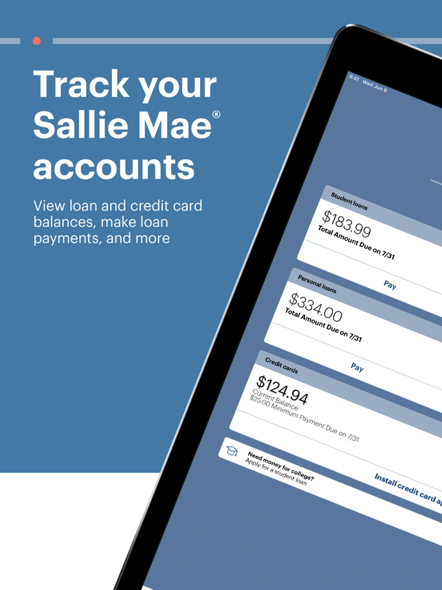 ‎Sallie Mae Screenshot