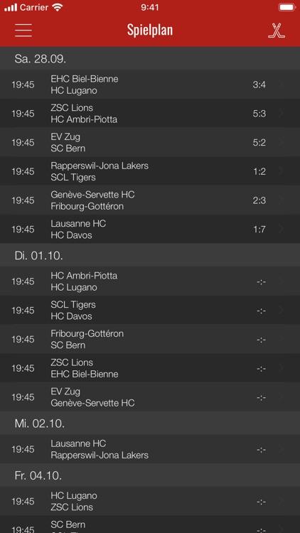 HockeyInfo screenshot-5