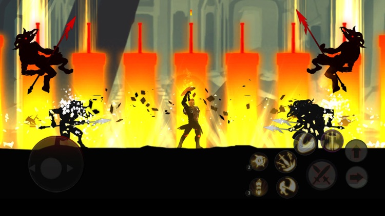 Shadow of Death: Fighting Game screenshot-3