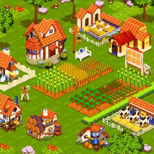 Happy Farm Village