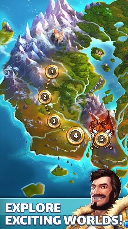 Empires & Puzzles: RPG Quest screenshot-3