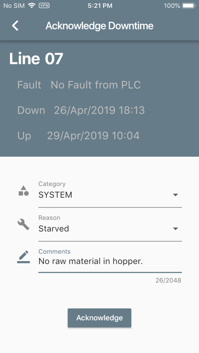 点击获取CygnusMES Mobile