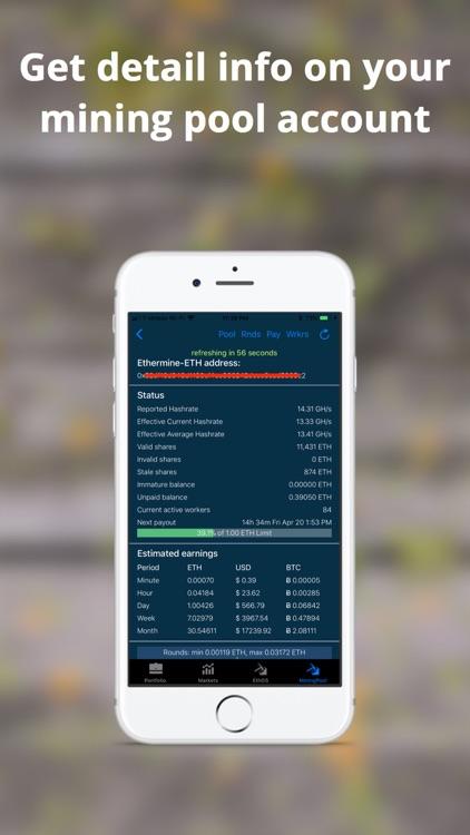 Ethereum Mining Monitor screenshot-5