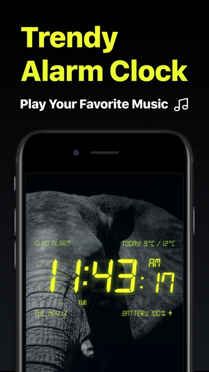 Alarm Clock - My Music Alarms screenshot-5