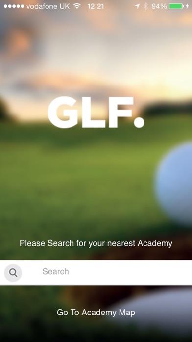 GLF. LOCKER screenshot one