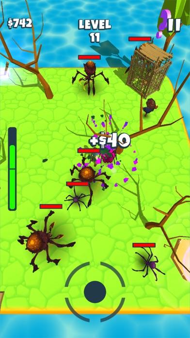 Bug Raid screenshot 2